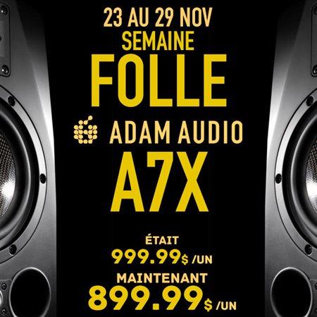 Promo Adam A7X