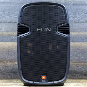 JBL EON515 PROFESSIONAL SERIES 450-WATT 15 LF DRIVER PORTABLE POWERED SPEAKER VTP0885-03499