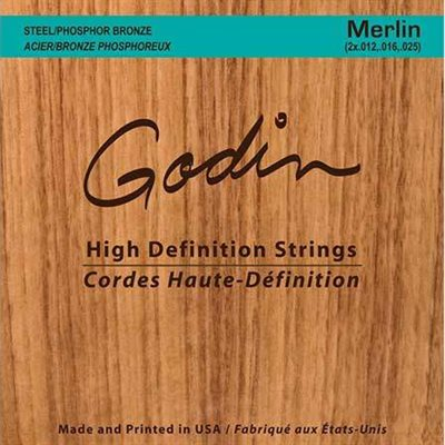 SEAGULL 039920 M4 HIGH-DEFINITION MERLIN STRINGS