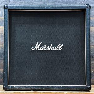 MARSHALL 1960B LEAD 100-WATT 16-OHM 4X12 CELESTION G12M BLACKBACK GUITAR CABINET #1996