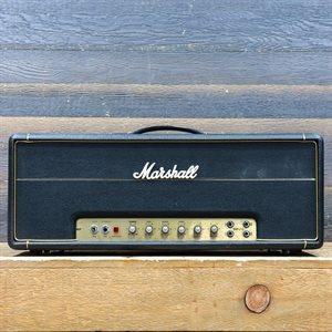 MARSHALL JMP 50W LEAD MODEL 1987 50-WATT ALL-TUBE 1974 GUITAR AMPLIFIER HEAD #1446F