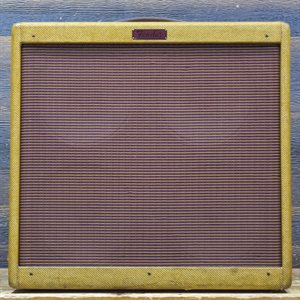 FENDER BLUES DEVILLE 410 MADE IN USA 60-WATT 4X10 GUITAR COMBO AMPLIFIER #LOT-077959