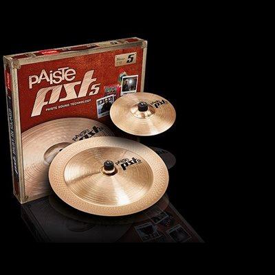 PAISTE PST 5 EFFECTS PACK 10/18 068FXPK
