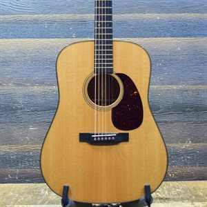 MARTIN D-18 MODERN DELUXE SITKA SPRUCE TOP VTS ACOUSTIC GUITAR W/CASE #2284182