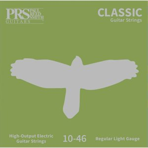 PRS CLASSIC REGULAR LIGHT GUITAR STRINGS 10-46 100148