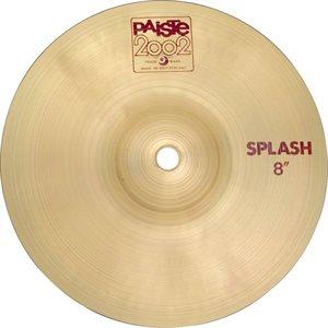 PAISTE 2002 CLASSIC SERIES SPLASH 8 1062208