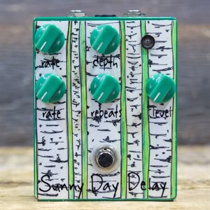 DR. SCIENTIST SOUNDS SUNNY DAY DELAY ANALOG-SOUNDING DELAY #321