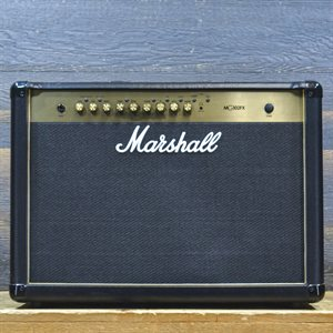 MARSHALL MG102FX MG GOLD SERIES 100-WATT 2X12 GUITAR COMBO AMPLIFIER AVEC FOOTSWITCH #V010AF68CC