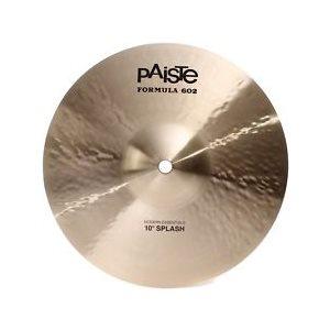 PAISTE 602 MODERN ESSENTIAL SPLASH 10 1142210