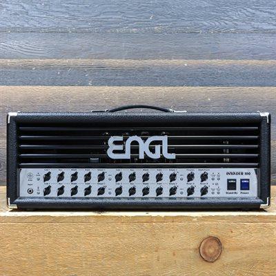 ENGL INVADER 100 TYPE E642 FOUR CHANNELS 100-WATT ALL-TUBE