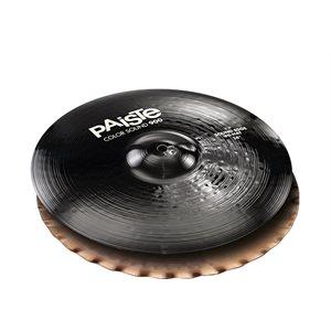 PAISTE COLOR SOUND 900 BLACK SOUND EDGE HI-HAT 14 1913114