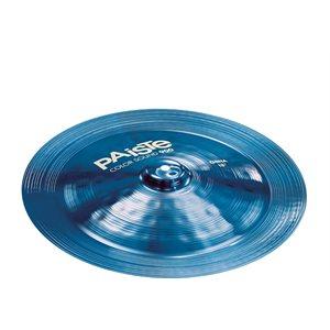 PAISTE COLOR SOUND 900 BLUE CHINA 18 1932618