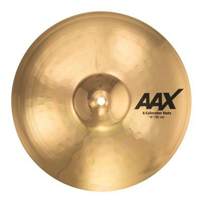 SABIAN AAX XCELERATOR HATS 13 21302XLB BRILLANT