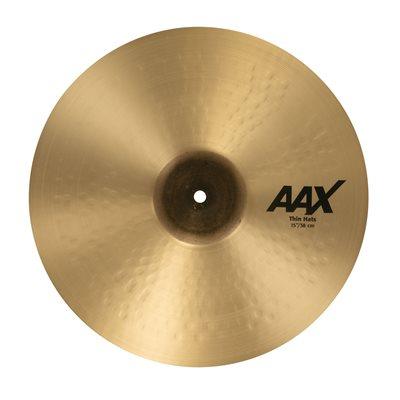 SABIAN AAX THIN HATS 15 21501XC