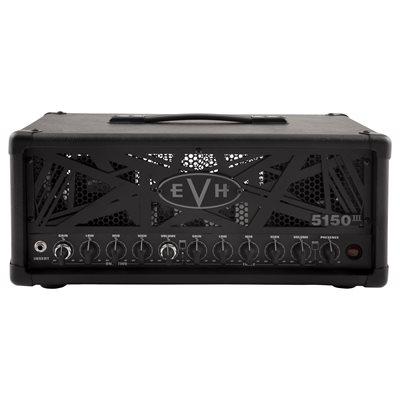 EVH 5150 III 50S 6L6 HEAD BLACK