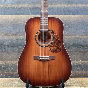 NORMAN PROTEGE B18 CEDAR TOBACCO BURST DREADNOUGHT W/BAG #021048004249