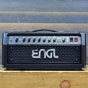 ENGL SCREAMER 50 E335 HEAD 50W 4-CHANNEL GUITAR AMPLIFIER HEAD AVEC HOUSSE #282950