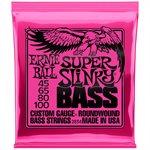 ERNIE BALL 2834 SUPER SLINKY NICKEL WOUND - 45-100