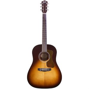GUILD DS-240 MEMOIR SLOPE SHOULDER DREADNOUGHT VINTAGE SUNBURST 383-0470-937