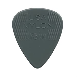 DUNLOP NYLON STD .73MM PAQ DE 72