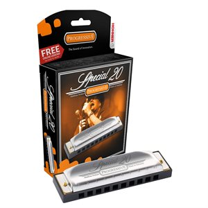 HOHNER SPECIAL 20 560PBX-F DIATONIC, KEY OF F