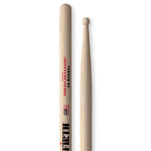 VIC FIRTH AMERICAN CLASSIC 5A BARREL TIP