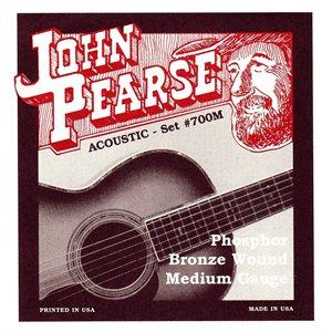 JOHN PEARSE 700M