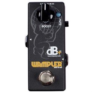 WAMPLER PEDALS DB+ BOOST / INDEPENDENT BUFFER