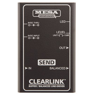 MESA BOOGIE CLEARLINK SEND LINE DRIVER