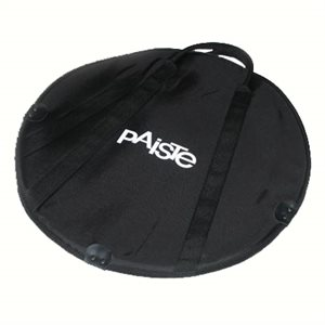 PAISTE ECONOMY CYMBAL BAG BLACK AC17120
