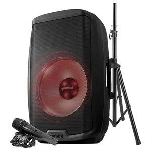 GEMINI AS-2115BT-LT-PK ECLAIRAGE LED