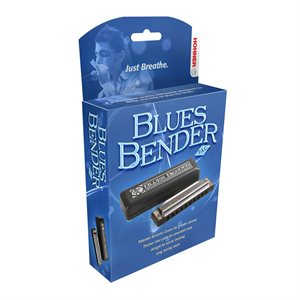 HOHNER BLUES BENDER BBBX-G DIATONIQUE, CLÉ DE G