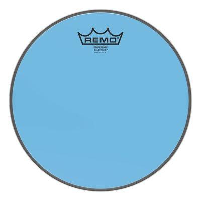 REMO EMPEROR COLORTONE BLUE 10 BE-0310-CT-BU