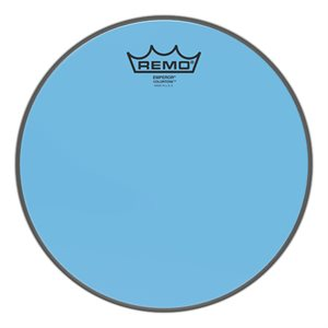 REMO EMPEROR COLORTONE BLUE 10 BE-0310-CT-BU
