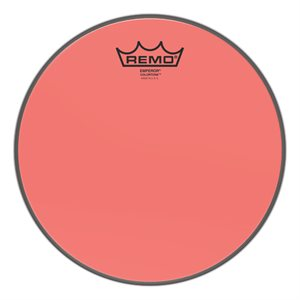 REMO EMPEROR COLORTONE RED 10 BE-0310-CT-RD