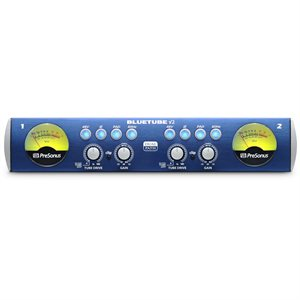 PRESONUS BLUE TUBE DP V2 2-CHANNEL, DUAL-PATH MIC/INSTRUMENT PREAMP