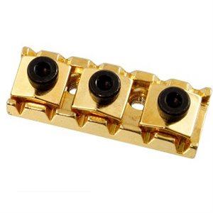 ALLPARTS BP-0026-002 1-5/8 IN. LOCKING GUITAR NUT – GOLD