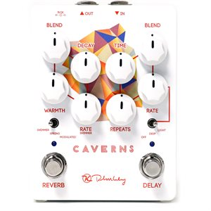KEELEY CAVERNS DELAY/REVERB