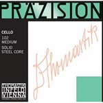 THOMASTIK PRAZISION CELLO 102 4/4 MEDIUM STRINGS SET