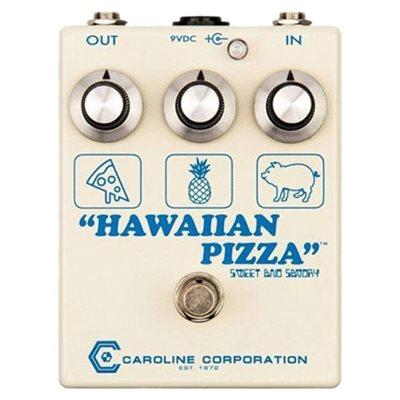 CAROLINE GUITAR COMPANY HAWAIIAN PIZZA