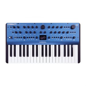 MODAL COBALT8 8 VOICE 37-KEY EXTENDED VIRTUAL-ANALOGUE SYNTHESISER
