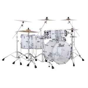 PEARL CRB525FPC733 CRYSTAL BEAT 5-PIECE FROSTED FINISH (2216BD, 1007T, 1208T, 1413FT, 1615FT)