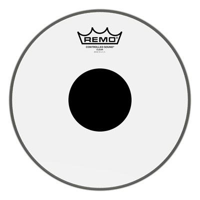 REMO BLACK DOT CLEAR 10 CS-0310-10
