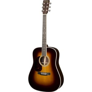MARTIN D-35 SUNBURST LEFT W/CASE