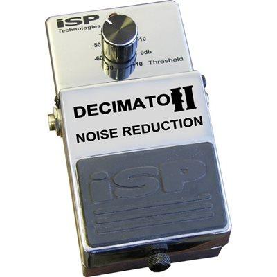 ISP DECIMATOR II NOISE REDUCTION PEDAL