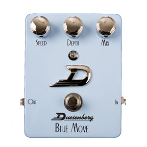 DUESENBERG BLUE MOVE CHORUS ANALOG HAND WIRED