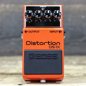 BOSS DS-1X DISTORTION SPECIAL EDITION NEW DESIGN DISTORTION EFFECT PEDAL AVEC BOITE #Z2E6933