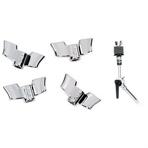 DW DWSM2007 M8 WING NUT / CYMB STAND TILTER