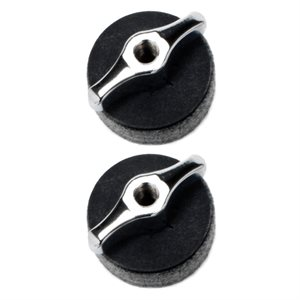 DW DWSM2231 WING NUT AND FELT COMBO (2-PACK)