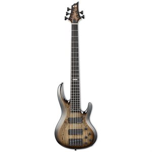 ESP E-II BTL-5 BLACK NATURAL BURST